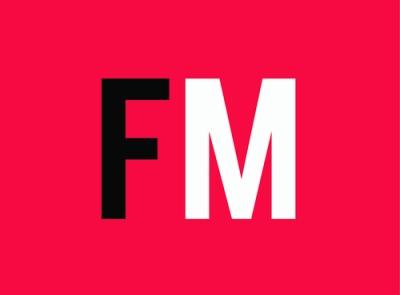 FM Square for Back of Crewneck