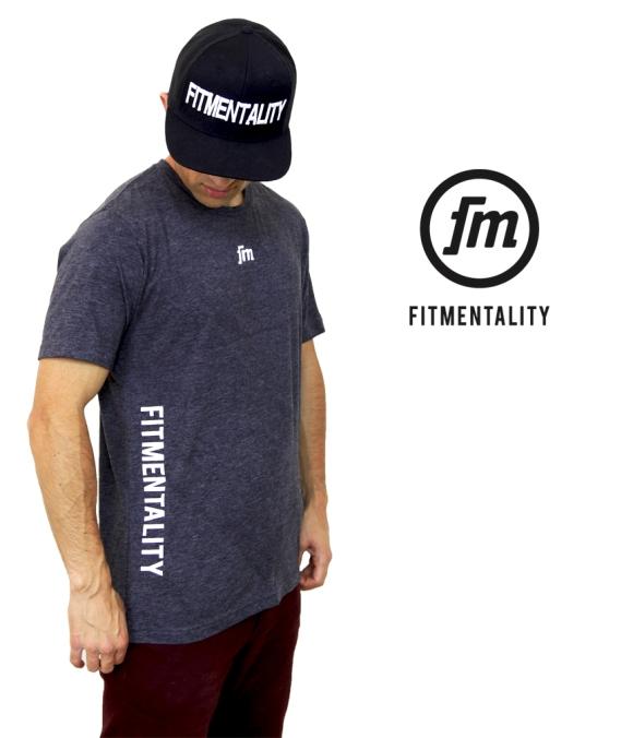 FM Charcoal T-Shirt